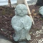佐野和弘 お地蔵さん彫刻