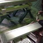 工場にて、養源院のお客様のお墓の拝み場をお作りしました【静岡県焼津市 工場】