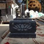 焼津工場にて、香炉の加工をしました。【焼津市 焼津工場】