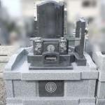 焼津市内の霊園にてお墓が完成いたしました。【静岡県焼津市】