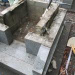 お墓の解体工事をいたしました【静岡県藤枝市 藤枝霊園】