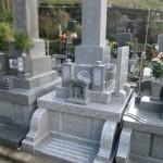 お墓の移転工事が完了いたしました【静岡県藤枝市 藤枝霊園】