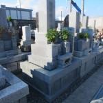 お墓の免震施工をいたしました【静岡県藤枝市  蓮生寺】
