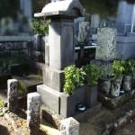慶全寺にてお墓のクリーニングをさせていただきました【静岡県 藤枝市】