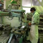 工場にて、藤枝霊園のお客様のお墓に磨きをかけました【静岡県焼津市】