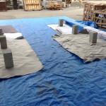 本日工場にて、おんぱくプログラムが開催されます。~あなたも石工~になれるかな!?【静岡県焼津市】