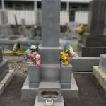 お墓のリフォームが完了いたしました【静岡県静岡市】