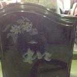 工場にて、上当間墓地のお客様の石碑をお作りしました。【静岡県焼津市 工場】