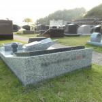沼上霊園にて、新しいお墓が完成いたしました【静岡県静岡市】