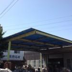 暑い日になりそうです!!【静岡県焼津市 工場】
