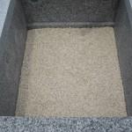 普門寺にて、お墓の外柵を新しく作りました【静岡県焼津市】