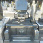 お墓を移転してお参りしやすく!藤枝市中里霊園にて。ガルーダグリーン
