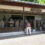 美しい石仏と共に自然を感じよう!藤枝おんぱく佐野石材プログラム 石仏サイクリング
