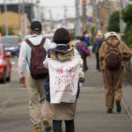 「青島の日本遺産と八兵衛さんを描く旅」 藤枝市青島地区を歩きながら八兵衛さんの歴史遺産を巡ります。